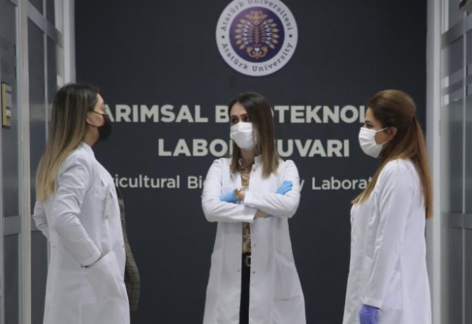 Atatürk Üniversitesi gıda güvenliğini sağlayacak