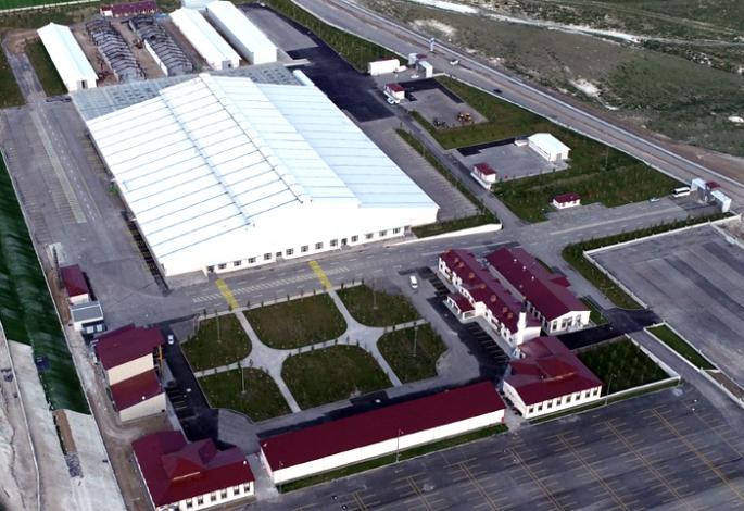 Avrupa'nın en büyük hayvan pazarı Erzurum'da