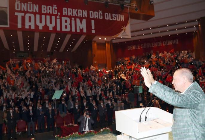 Başkan Erdoğan: Ülkenin kalesi Erzurum
