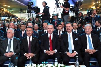 Erdoğan üreticinin ve tüketicinin yanındayız