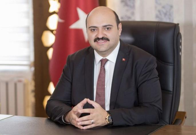 Başkanı Orhan'dan Kurban bayramı mesajı