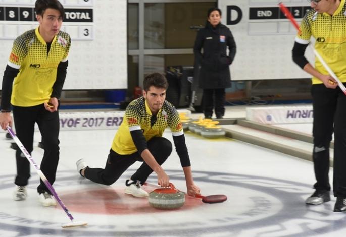 Curlingte şampiyonlar belli oldu