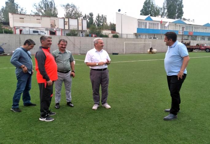 Erzurum 3 Temmuz Stadı yenilenecek