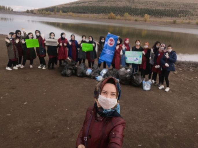 Erzurum'da görevli öğretmenlerden büyük başarı