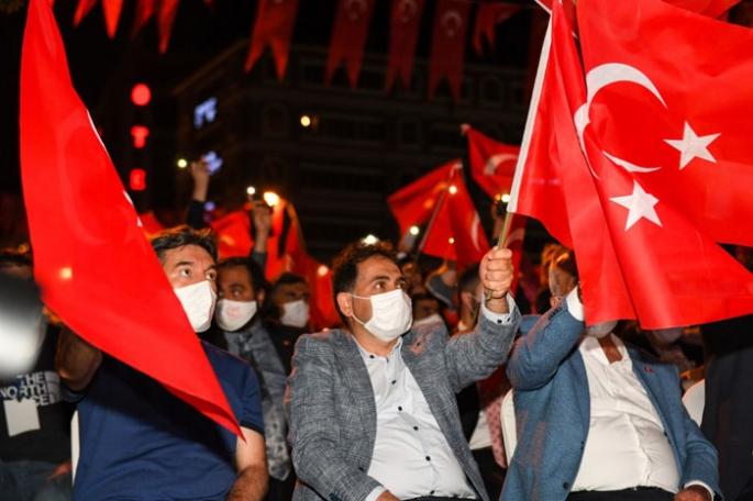 Erzurum Kongresi vatan sevgimizin sembolüdür