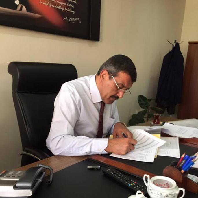 Erzurum Şube Müdürü Ali Beyazoğlu hayatını kaybetti