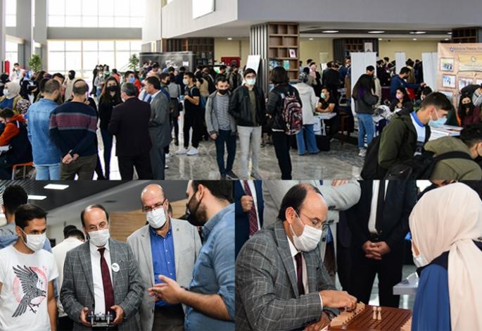 ETÜ'de Öğrenci Kulüpleri tanıtım festivali