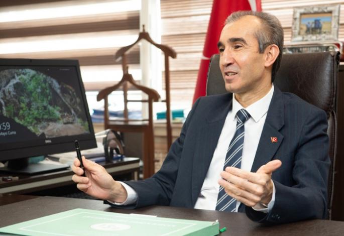 Hınıs Başköy Barajında geri sayım