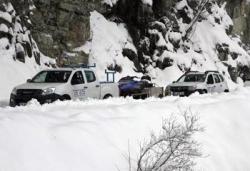 Aras EDAŞ ekipleri 3 nüfuslu köye 8 saatte ulaşabildi