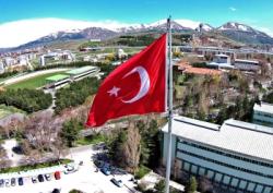 Atatürk Üniversitesi 34. Sırada