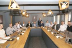 Atatürk Üniversitesi işbirliği arayışlarını hızlandırdı