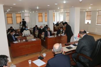 Aziziye Belediye Meclisi'nden Kâbe saygısızlığına tepki