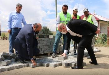 Aziziye Belediyesi'nden üstyapı seferberliği