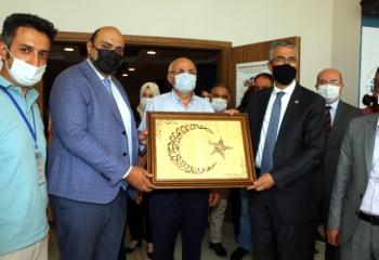 Aziziye'de Geleneksel Türk Sanatları buluşması