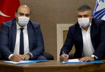 Aziziye işçileri toplu sözleşme imzaladı