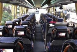 """Bakan Soylu: """"Otobüsler için sıkıyönetim ilan edilmiştir"""""""