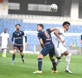 Başakşehir:1 BB Erzurumspor:0