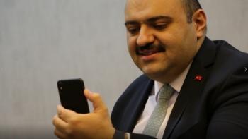 Başkan Orhan'dan Covid 19 hastalarına moral telefonu
