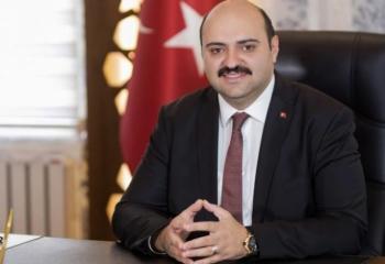 Başkan Orhan'dan kadına yönelik şiddete tepki