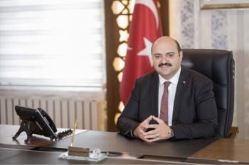 Başkan Orhan'dan Malazgirt Zaferi Kutlaması