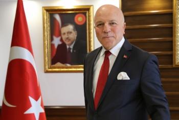 Başkan Sekmen'den 30 Ağustos Zafer Bayramı Mesajı