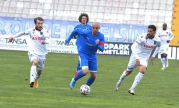 BB Erzurumspor: 0 Trabzonspor: 0