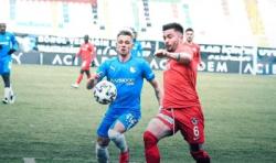 BB Erzurumspor: 1 Gaziantep FK:1