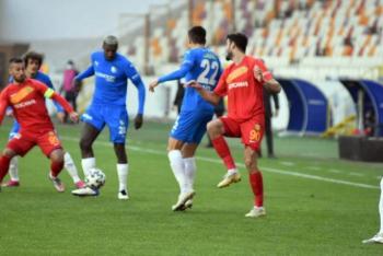 BB Erzurumspor kötü gidişe dur dedi. 1-3