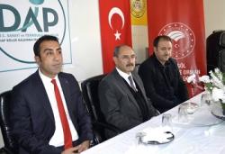 DAP İdaresi bölgede üretimi desteklemeye devam ediyor