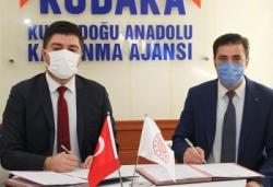 Erzurum 1.OSB'nin Enerjisi KUDAKA ile Güçleniyor