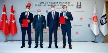 Erzurum'a Çocuk adalet merkezi