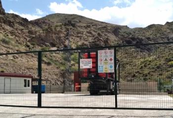 Erzurum'da doğalgaz çalışmalarına hız verildi