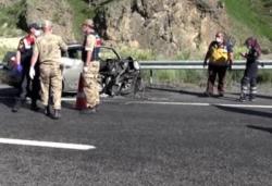 Erzurum'da feci kaza: 2 ölü 3 yaralı
