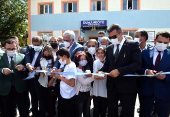 Erzurum eğitimine 32 yeni derslik