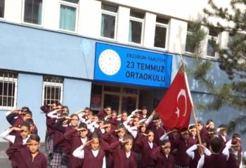 Erzurumlu öğrencilere TÜBİTAK'tan 4 ödül