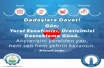 ETB Başkanı Hakan Oral'dan Erzurum'a çağrı