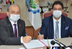 ETB tedarik zinciri protokolü imzaladı