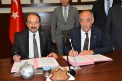 ETSO ve ETÜ'den işbirliği protokolü