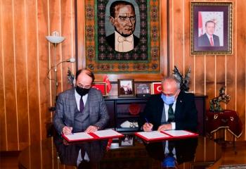 ETÜ ile Atatürk Üniversitesi İş Birliği Protokolü imzaladı