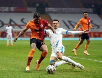 Galatasaray:2 BB Erzurumspor:0