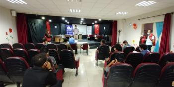 Gençler Münazara Ligi'nde Yarıştı
