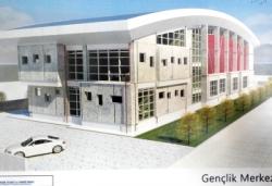 Gençlik Merkezi'ni ETSO inşa edecek