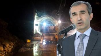 Hınıs Başköy Barajı çalışmalar hızla devam ediyor