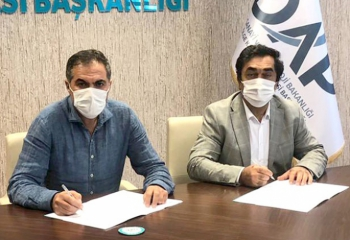 İlk protokol, Erzincan'la imzalandı
