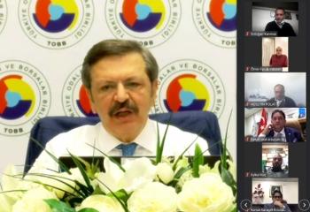 İş dünyasından Erzurum ekonomisi için istişare