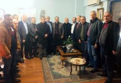 KEDFE'den Elazığ ve Malatya Derneklerine ziyaret