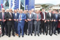 Kocaeli'ndeki Erzurumlulara beş yıldız konforunda federasyon binası