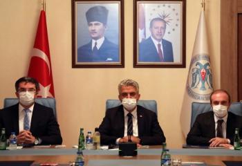 KUDAKA Erzincan'da toplandı