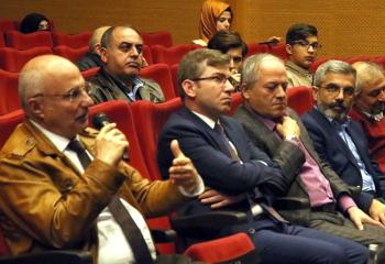 Prof. Dr. Sertçelik Ermeni sorununu anlattı