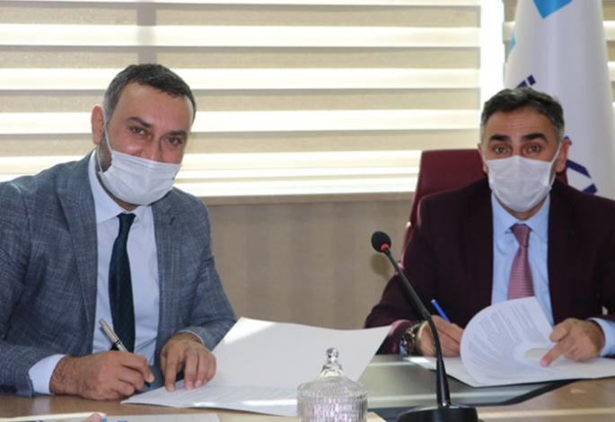Protokol imzalandı 300 kişiye yeni istihdam